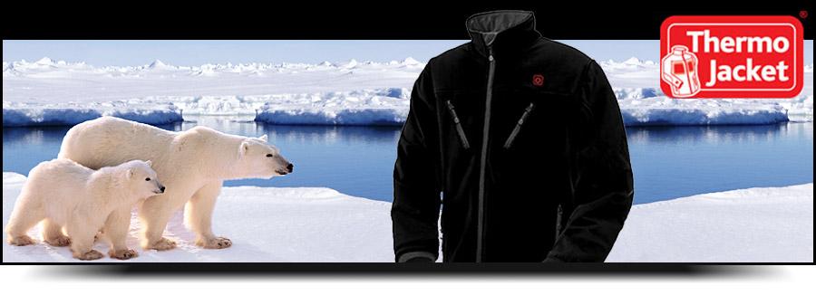 Thermo Jacket camo