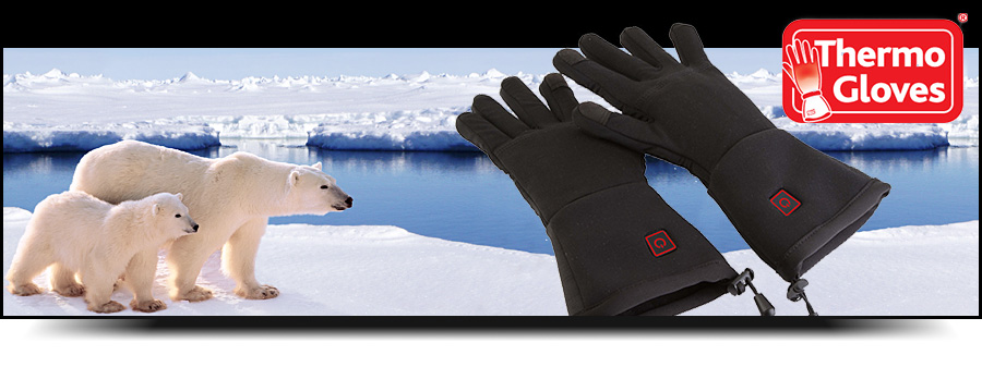 Thermo Gloves Touch Screen