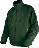 Thermo Jacket green, size XL, UK women 20-22, UK men 44-48