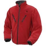 Thermo Jacket rot, Gr. S, EU Damen 36-38, EU Herren 44-46