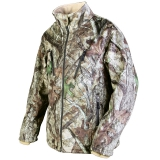Thermo Jacket camo, size L, UK women 16-18, UK men 40-42